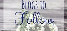 Blogs to Follow / A list of all my favorite blogs! This board contains my top pics of recipes, DIY, crafts, parenting, and more. These are bloggers I follow regularly and cant get enough of their awesome content!