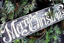 Christmas / by Amanda Schulte Millikan