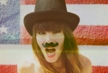 Rebel Moustache / Rebel Moustache · www.rebelmoustache.it / by Rebel Moustache