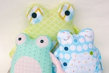 Sewing for my little one! / by Mindy Lewis