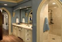 HOME : Bathroom / by Monique Robinson