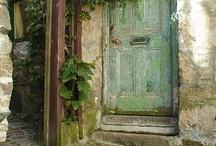 EUROPE : Old World / Doors, windows, etc. / by Monique Robinson