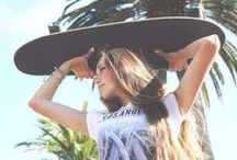 Skate // Surf / Ride the waves, surfing faves! / by Diane's Beachwear