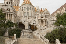 EUROPE : Hungary / My week in Budapest and travel thru the countryside  / by Monique Robinson