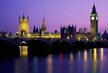 EUROPE : London And Surrounding Areas / by Monique Robinson