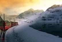 EUROPE : Switzerland  / by Monique Robinson