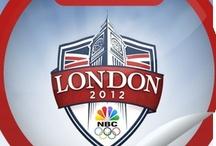 LONDON : 2012 Olympics / by Monique Robinson