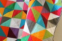 Sewing - Patchwork Blocks and Quilts
