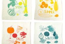 Four Seasons / by Helaine Fossier