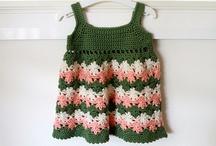 Crochet + knitting patterns