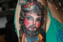 Tattoo Moustache