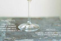 Beverages / by Amanda Schulte Millikan