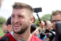 Tim Tebow. / by Logan Ziegler