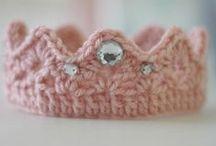 crochet crowns