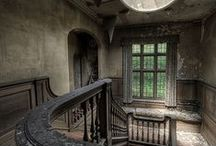 Abandoned Places!! / by Treena Smith