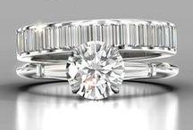 Engagement/Wedding Sets / FOR HER