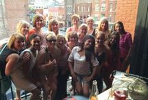 Nashville Bachelorette Weekend! / Celebrating Michelle's bachelorette with friends and family!