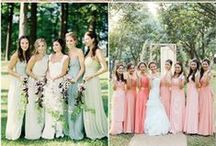 The Bridesmaids / by Vanessa Rodriguez