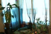 meditation space / by Centaine Walters