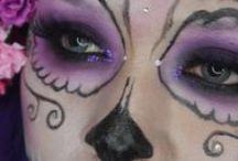 Maquillaje halloween / Maquillajes originales para halloween