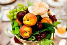 Fruit and Flowers / by Grace My Table