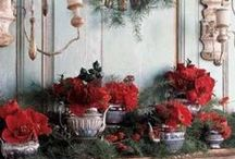 Christmas Decorating Ideas / by Grace My Table