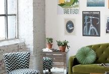 :: small apartment decor ::