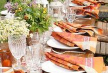 Outdoor Entertaining / by Grace My Table