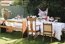 Party Tables / by Grace My Table
