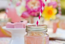 Pink Lemonade party theme / by Christine Kruger