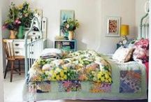 Blissful Bedrooms / by Grace My Table