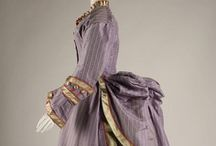 1870s early (early bustle)