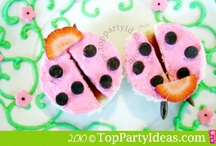 Pink And Brown Ladybugs / by Christine Kruger
