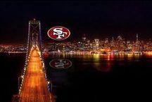 SF / Cali Love / 49ers / GSW / Born and Raised in San Francisco!  49er Faithful