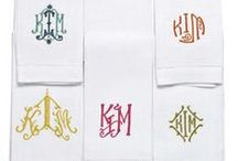 Printables, Fonts & Monograms / by Mary Anne LeRoy