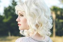 Wedding - Hair and Makeup Inspiration / To help you look picture perfect on your big day.