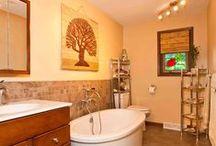 bathroom design ideas / Bathroom remodeling design ideas.  / by MBC Building & Remodeling, LLC