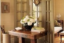 Fabulous Furnishings / by Leslie Carney