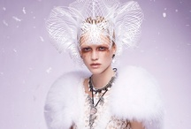 Fashion // Costumery / masks, headdresses, and other fancy clothes