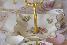 Cake Stand Creations / by Grace My Table