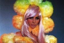 Fashion // Furry Fur / elegant furs / faux fur / shagginess / hairy garments