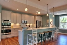 Kitchen Ideas / by Adele Maxwell