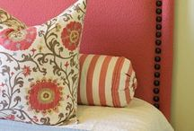 Headboards / by Whitney Regier