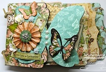 Scrapbook & Paper Crafts / by Adele Maxwell
