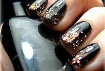 naked nails / by DaRhonda Williams