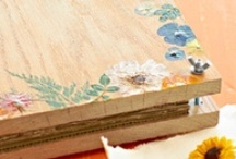 Wood Crafts and Projects / by Adele Maxwell