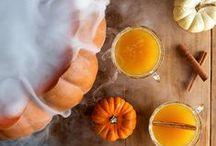 Halloween and Autumn Brides / Create a classy Halloween inspired autumn wedding
