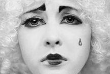 Costumery // Pierrot / ♦ sad clown ♦