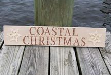 Coastal Christmas / Christmas on the coast is always special. / by Adele Maxwell