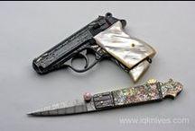 ➧ Sharp as a Knife, Powerful as a Pistol ➧ / by ✥  ♕  ✥  Kristen Bollman  ✥  ♕  ✥